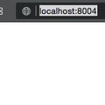 Python#簡単なHelloサーバーを作りましょう